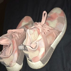 Adidas ultra boost pink camo limited edition